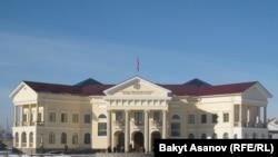 Здание Генпрокуратуры. Архивное фото.