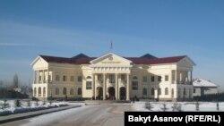 Здание Генеральной прокуратуры Кыргызстана