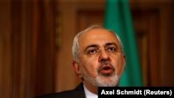 محمد جواد ظریف وزیرخارجۀ ایران
