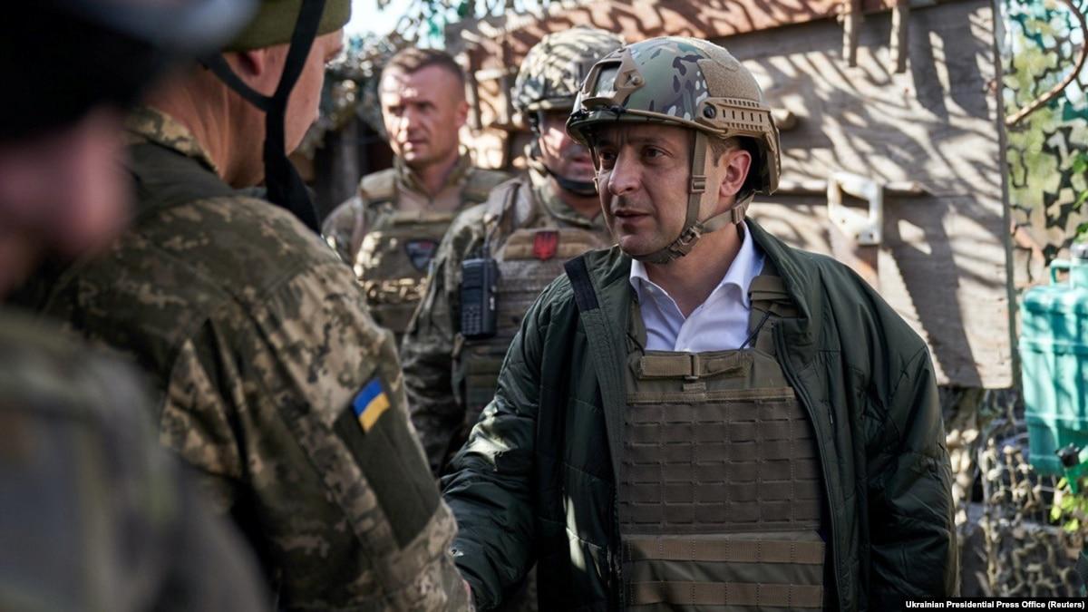 Daily: Минобороны объяснило суть указа Зеленского о призыве с 18 лет