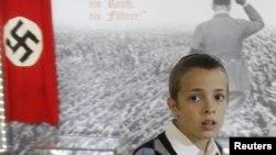 На выставке в Музее холокоста в Днепропетровске