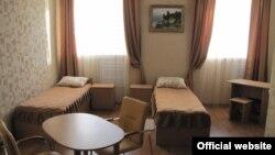 Şefii închisorii susţin că Iulia Timoşenko e deţinută anume în această odaie