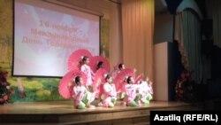 Татар мәктәбендәге Толерантлык көнендә Кытай темасы