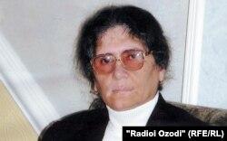 Ойниҳол Бобоназарова, ҳуқуқдони маъруфи тоҷик.