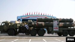 Russian S300 was paraded in Tehran-- 18 Apr 2019