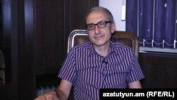 Паргев Оганян беседует с Радио Азатутюн, 14 сентября 2018 г.