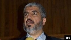 خالد مشعل، رئیس دفتر سیاسی حماس