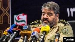غلامرضا جلالی، رئیس سازمان پدافند غیرعامل ایران