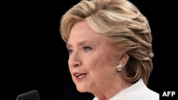 U.S. Democratic presidential candidate Hillary Clinton said Russian President Vladimir Putin personally ordered the leak of hacked documents aimed at interfering in the presidential election.