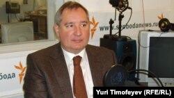 Новый вице-премьер России Дмитрий Рогозин
