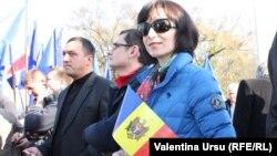 Maia Sandu, un ministru pentru intergrarea europeană