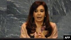 فرناندز کریستینا کرچنر، رییس جمهور آرژانتین