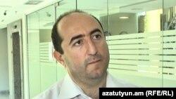 «Իմ քայլը» խմբակցության պատգամավոր, տնտեսագետ Արտակ Մանուկյան