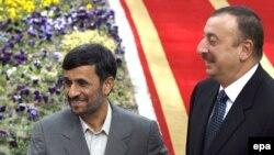 Mahmud Əhmədinejad və İlham Əliyev