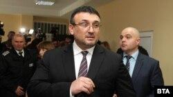 Вътрешният министър Младен Маринов.