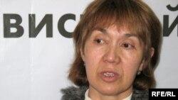 Шолпан Аблязова, двоюродная сестра опального бизнесмена Мухтара Аблязова.