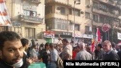 Во время событий в Египте женщины-журналисты подверглись насилию со стороны митингующих, военных и неизвестных лиц.