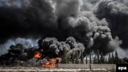 Обстрел Израилем электростанции в Газе (29 июля 2014 года)