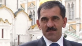 Ingush President Yevkurov was seriously injured in the attack