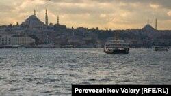Stambul (arhiwden alnan illýustrasiýa suraty)
