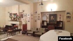 منزل فروهرها در تهران