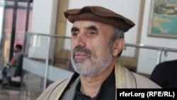 محمد علم ایزدیار معاون اول مشرانو جرگه افغانستان