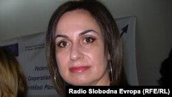 Ирена Цопа, проект менаџер за Североисточен плански регион и Ќустендилската област од Бугарија.