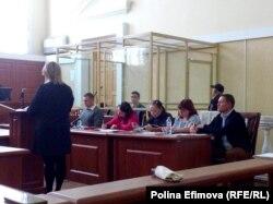 Судебный процесс над Яном Сидоровым и Владиславом Мордасовым в Ростове-на-Дону
