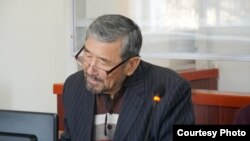 Абдулла Бакбергенулы, адвокат заявившего о бегстве из Китая казаха Тлека Табарака.