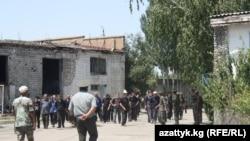 Зиндони Ново-Покровка, ё маҳбаси рақами сеи Бишкек