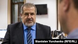 Народный депутат Украины, глава Меджлиса крымскотатарского народа Рефат Чубаров