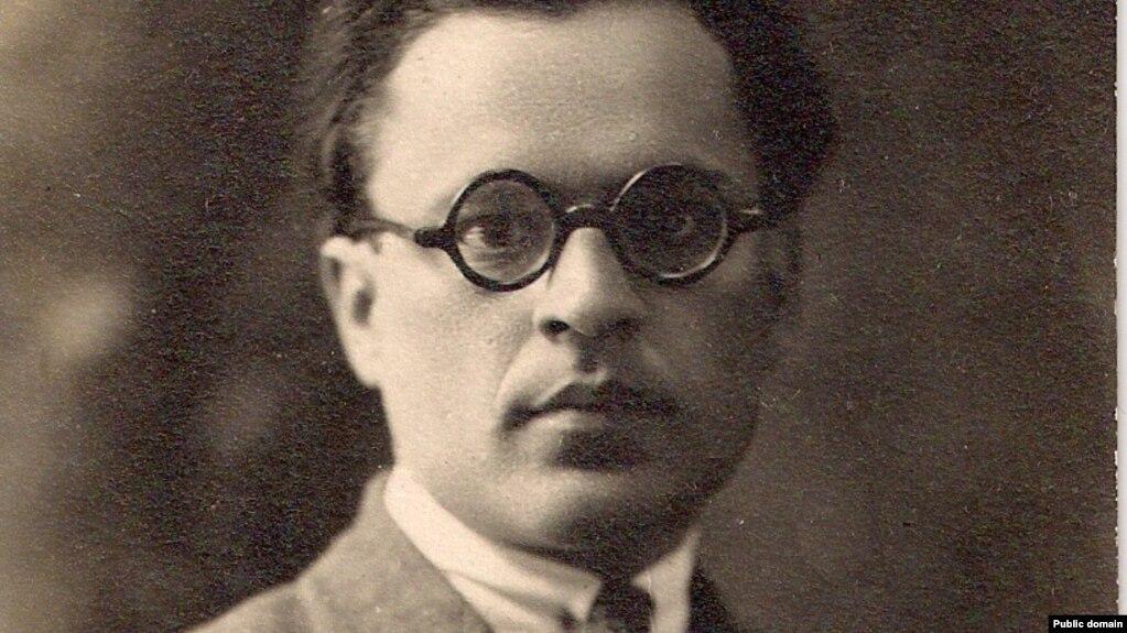 Адам Бабарэка, 1929г. (Беларускі дзяржаўны архіў-музэй літаратуры імастацтва)