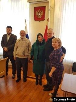 Общественные деятели встретились с уполномоченным по правам человека в Орловской области