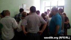 Toshkent shahar ichki ishlar boshqarmasining Manzil ma'lumotlar byurosi