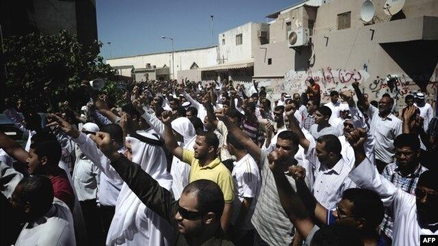 Բողոքի ցույց Բահրեյնում, 14-ը սեպտեմբերի, 2012