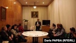 Литературные чтения в Музее Дмитрия Гулиа