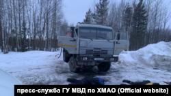 Olajtolvajokon üt rajta a rendőrség az oroszországi Nyizsnyevartovszkban