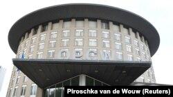 Химиялык куралга тыюу салуу боюнча эл аралык уюмдун Гаагадагы баш кеңсеси.