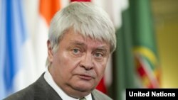 Shefi i operacioneve paqeruajtëse të OKB-së Herve Ladsous