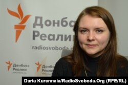 Анастасия Магазова, журналистка Радио Свобода