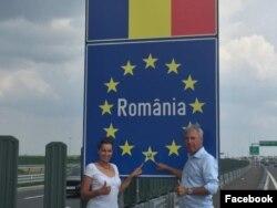 Tatjana Festerling şi Edwin Wagensveld