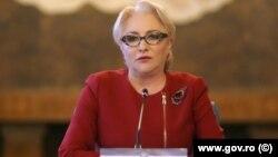 Viorica Dăncilă este așteptată luni, în Parlament, pentru a prezenta poziția oficială față de modificarea taxei pe lăcomie