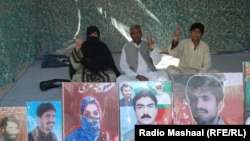 Relatives of missing ethnic Baluchis in Pakistan have been protesting for the past 18 months in the south-central city of Quetta about the authorities' failure to locate or release hundreds of their loved ones.