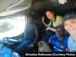 Кенійскія дальнабойнікі