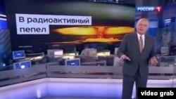 Дмитрий Киселев, ведущий тележурналист России.