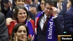Suze i oproštajni aplauzi posljednjeg dana Britanaca u Evropskom parlamentu, 29. januar