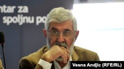 Aleksandar Popov (na fotografiji, decembar 2015.): Želja za decentralizacijom postoji u raznim regionima