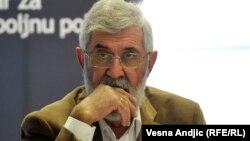 Kopredsednik Igmanske inicijative za Srbiju Aleksandar Popov