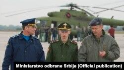 Vojna vježba Srbije i Rusije BARS 2016