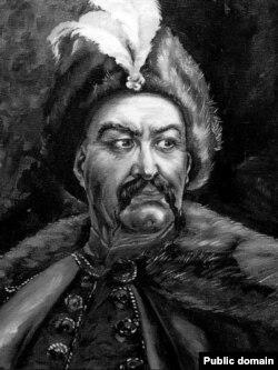 Портрет Богдана Хмельницького